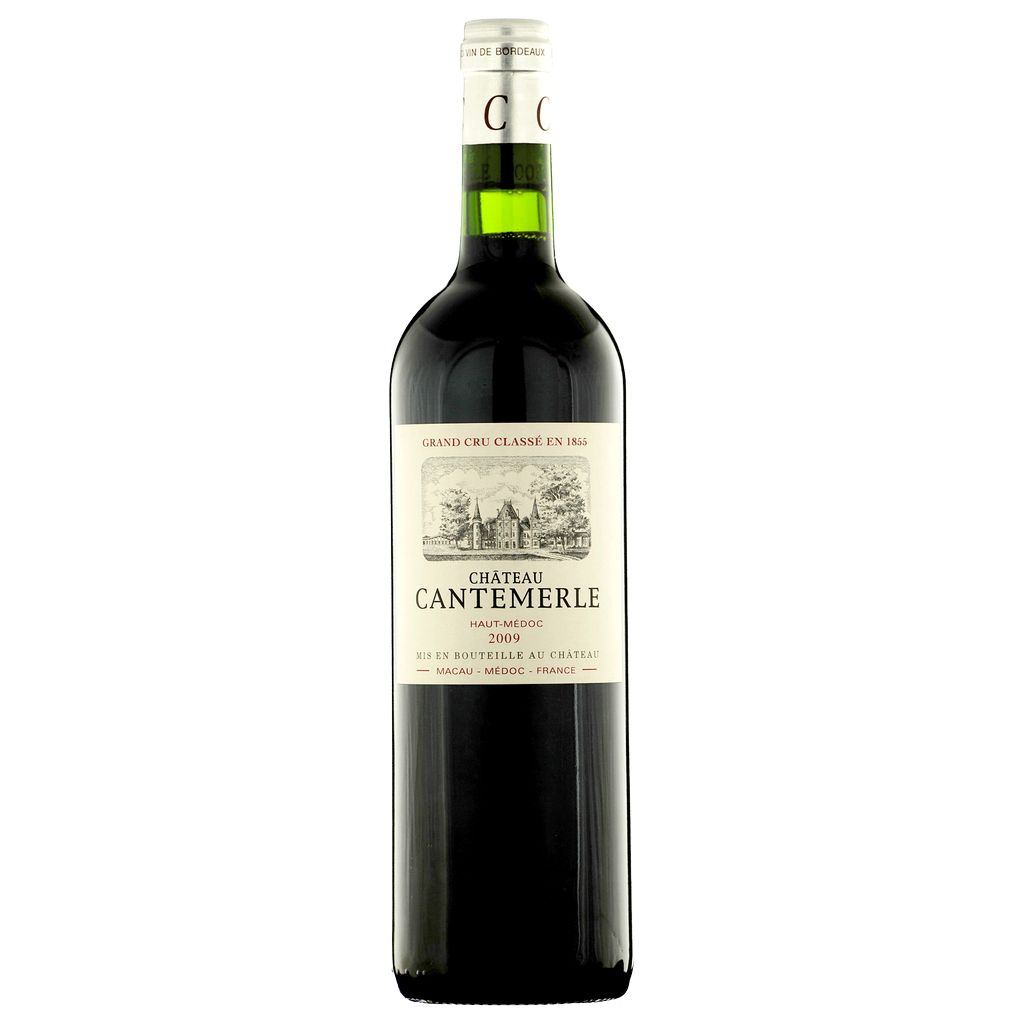 Wine Chateau Cantemerle 2009