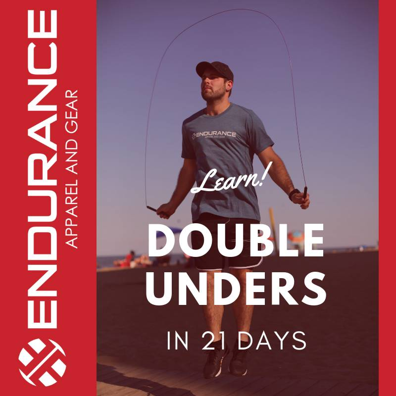 Get Double Unders in 21 Days!
