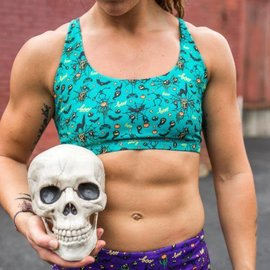 Born Primitive Halloween Vitality Bra
