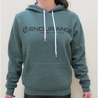 Endurance Apparel & Gear Endurance Heather Green Hoodie
