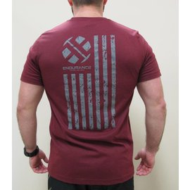 Endurance Apparel & Gear USA Endurance Strong Tee