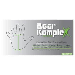 Bear Komplex 3 Hole Carbon Hand Grips