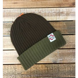 Endurance Apparel & Gear Endurance Beanie Brown/Surplus