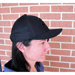 Endurance Apparel & Gear Endurance Hat Mesh Back Black