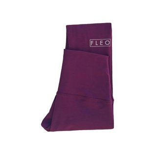 """Fleo Fleo El Toro 7/8"""" High Waisted Leggings - Plum"""