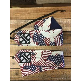 Endurance Apparel & Gear 'Merica Flag Wrist Wrap
