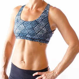 Born Primitive Vitality Sports Bra - Basilisk
