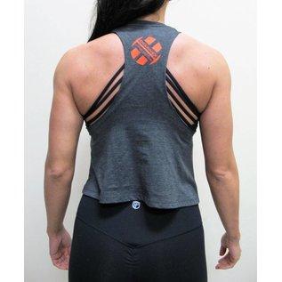 Endurance Apparel & Gear Squat It Like It's Hot Muscle Crop