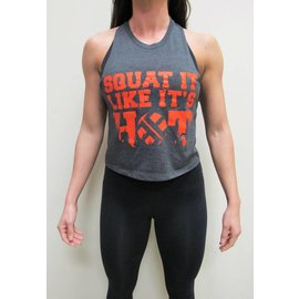 Endurance Apparel & Gear Squat It Like It's Hot Muscle Crop