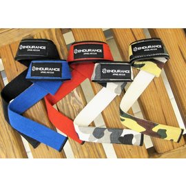 Endurance Apparel & Gear Padded Endurance Lifting Straps Cotton