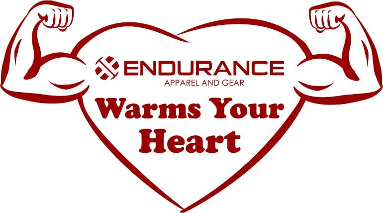 Endurance Warms Your Heart Charity Challenge 2019