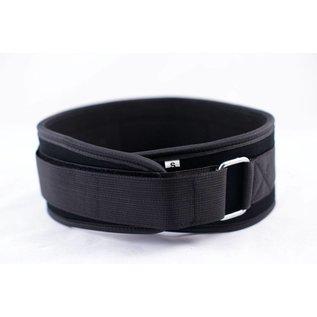 "Endurance Apparel & Gear Endurance 4"" Black Neoprene Belt"