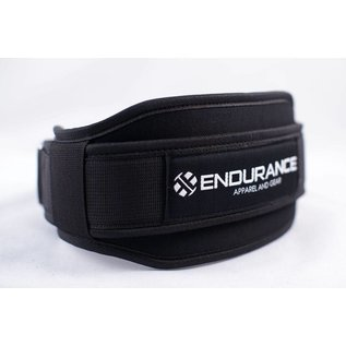 "Endurance Apparel & Gear Endurance 5"" Black Neoprene Belt"