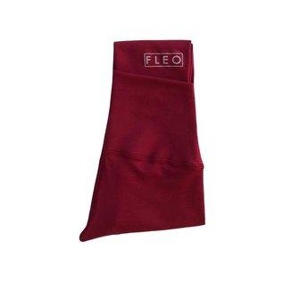 "Fleo El Toro 7/8"" Leggings - Red"