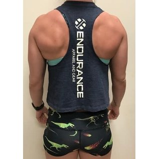 Endurance Apparel & Gear The Lifting Face Muscle Crop