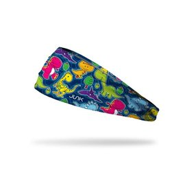Junk Dino Dance Party Headband