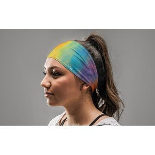 Junk Washed Out Rainbow Headband