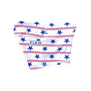 Fleo Stars and Stripes White