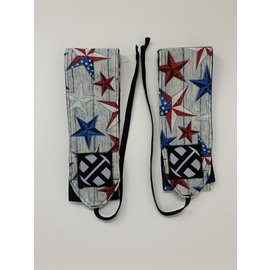 Endurance Apparel & Gear USA Stars Wrist Wrap