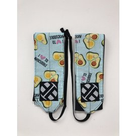 Endurance Apparel & Gear Avo-Cuddle Wrist Wraps