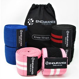 Endurance Apparel & Gear Endurance Knee Wraps