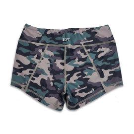 KFT Brand KFT Camo Shorts 2.5
