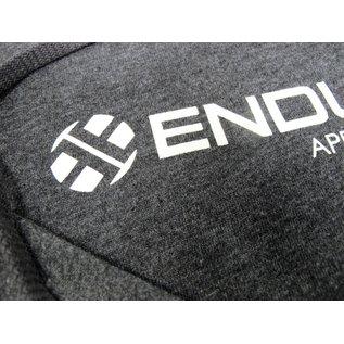 Endurance Apparel & Gear Endurance Crop Dark Grey Hoodie