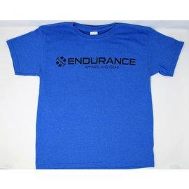 Endurance Apparel & Gear Endurance Kids Unisex Tee Royal Blue