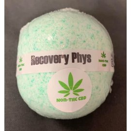 RxPhys CBD Bath Bomb