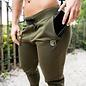 Born Primitive Female Warm Up Joggers Tactical Green
