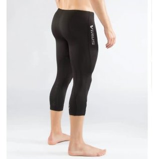 Virus Sio17 3/4 Compression Pant Black/Silver