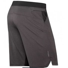 Hylete Fuse Shorts Heather Black