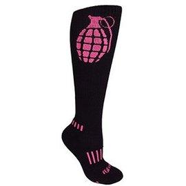 Moxy Ultimate Grenade Knee-High Pink