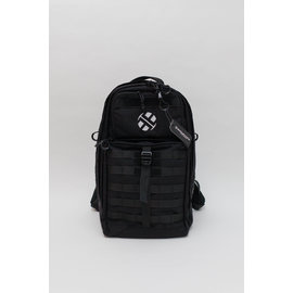 Endurance Apparel & Gear Grit Military Backpack Black - ON SALE