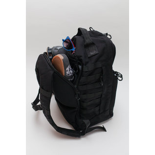 Endurance Apparel & Gear Grit Military Backpack Black