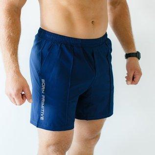 Born Primitive Training Shorts Navy