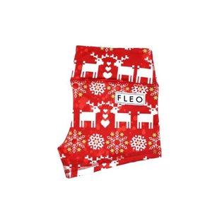 Fleo Christmas Stitch Red