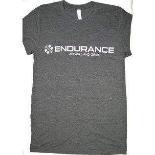 Endurance Apparel & Gear Define Endurance Drk Grey Heather Tee