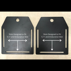 Endurance Apparel & Gear Weight Vest Plates - Only