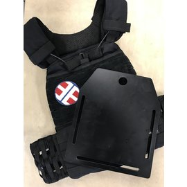 Endurance Apparel & Gear Defender Tactical Plate Carrier Vest Set