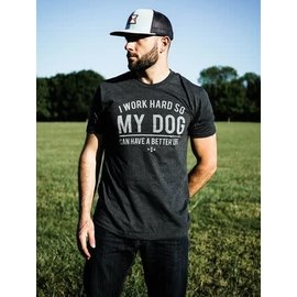Wags and Weights Better Life Tee