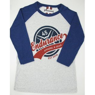 Endurance Apparel & Gear Endurance Old School Baseball Tee