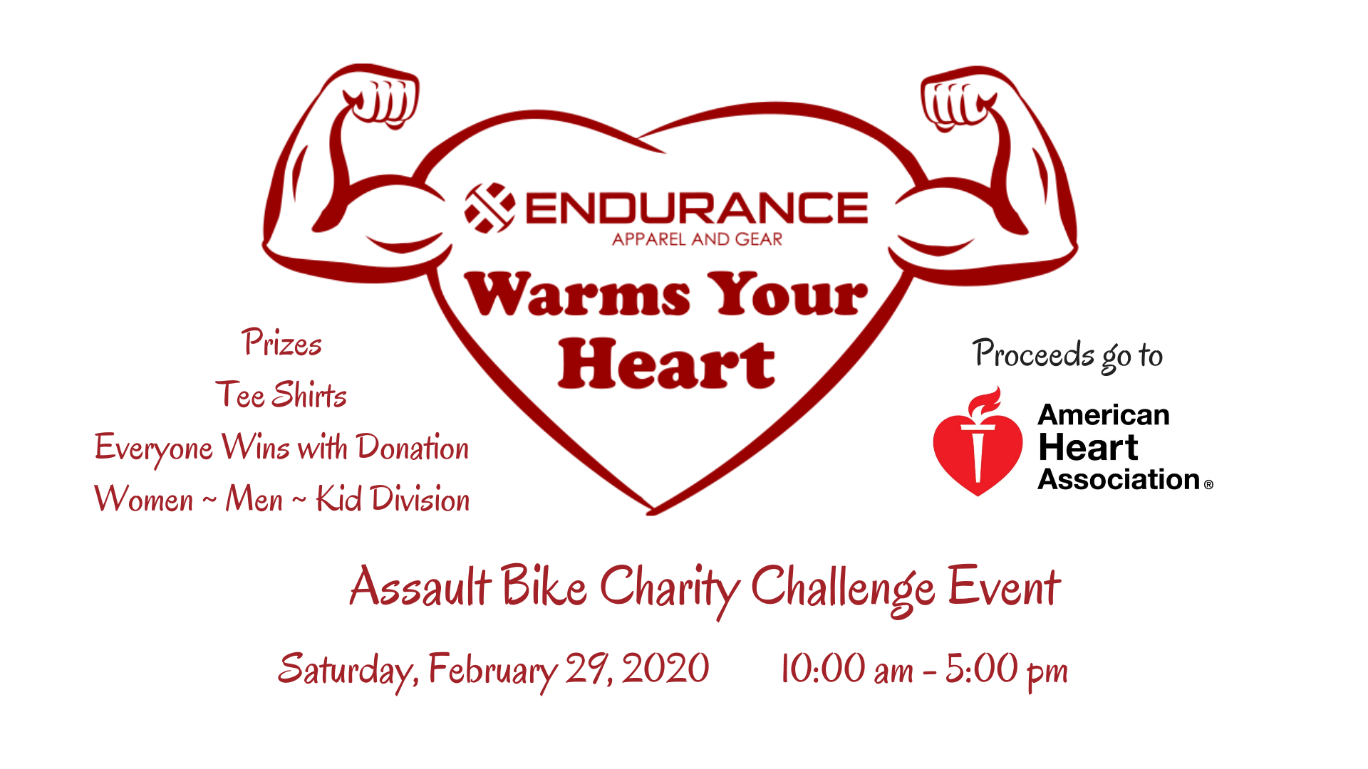 Endurance Warms Your Heart 2020