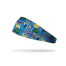 Junk Animal Scrubs Headband