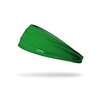 Junk Dark Kelly Green Headband