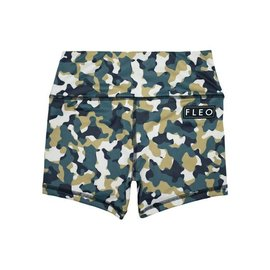 Fleo Power High Rise Army Camo