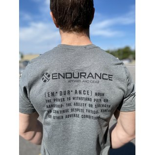 Endurance Apparel & Gear Define Endurance Deep Heather