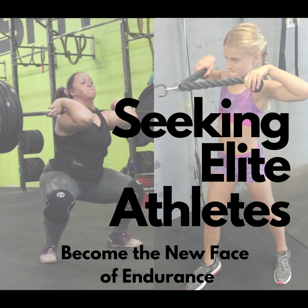 Become the New Face of Endurance