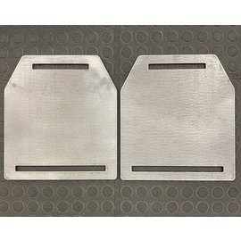 Endurance Apparel & Gear Weight Vest Plates - Raw