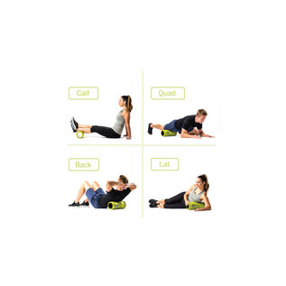 Trigger Point GRID Foam Roller Lime